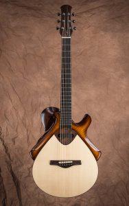 Matsuda No.107 electric/acoustic hybrid