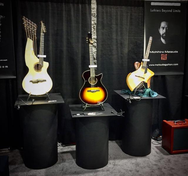 matsuda guitars